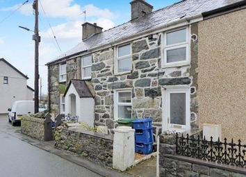 Thumbnail 2 bedroom terraced house for sale in Bethel, Caernarfon