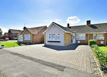 Thumbnail 2 bed semi-detached bungalow for sale in Sunnyfields Drive, Minster On Sea, Sheerness, Kent
