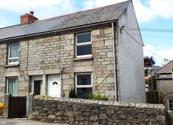 Thumbnail 2 bed end terrace house for sale in Mabe Burnthouse, Penryn, Cornwall