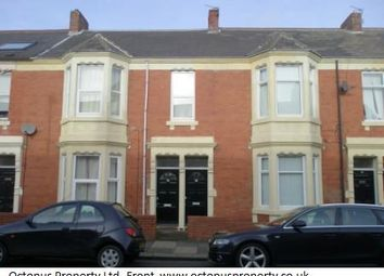Thumbnail 3 bedroom flat to rent in Hazelwood Avenue, Newcastle Upon Tyne