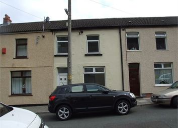 Thumbnail 3 bed terraced house for sale in Woodland Road, Tylorstown, Ferndale, Rhondda Cynnon Taff.