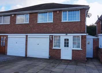 Thumbnail 3 bed semi-detached house for sale in Gibbs Hill Road, West Heath, Birmingham