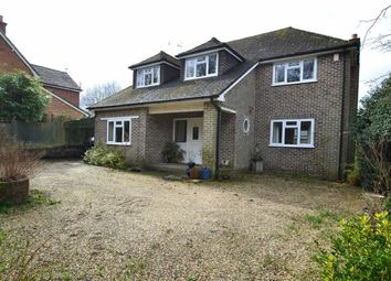 Thumbnail 3 bed detached house for sale in Bishops Green, Berkshire