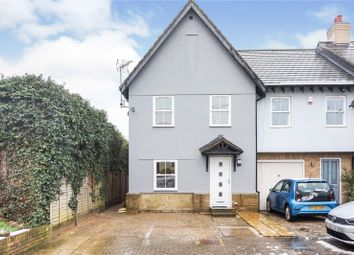 Thumbnail 3 bed terraced house for sale in St Peters Road, Coggeshall, Essex