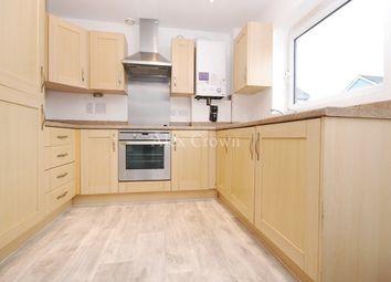 Thumbnail 2 bed flat for sale in Mallard House, Wraysbury Drive, West Drayton