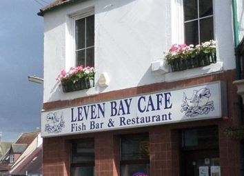 Thumbnail Restaurant/cafe for sale in Leven, Fife