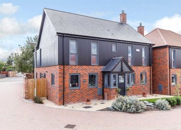 Thumbnail 5 bed detached house for sale in Newark, Ladywell Close, Gloucester