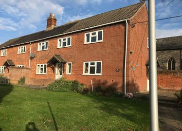 Thumbnail 3 bed cottage to rent in Church Cottages, Marsham