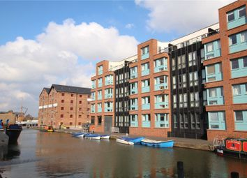 Thumbnail 2 bed flat for sale in The Barge Arm, Gloucester