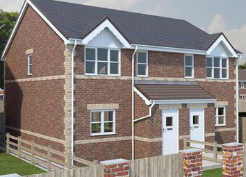 3 Bedrooms Semi-detached house for sale in Chesterfield Road, North Wingfield, Chesterfield S42