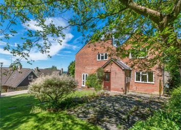 Thumbnail 3 bed cottage for sale in Hanbury Lane, Essendon, Herts.