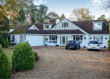 Thumbnail 5 bed detached house for sale in Dudsbury Crescent, Ferndown