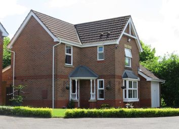 Thumbnail 3 bed detached house for sale in Bufferys Close, Solihull