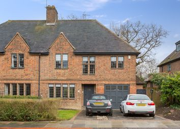 Thumbnail 5 bed flat for sale in Grey Close, London