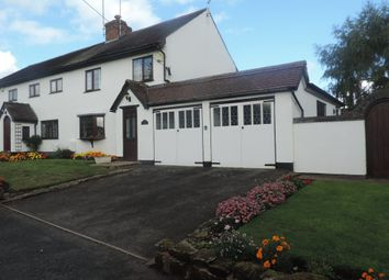 Thumbnail 2 bed cottage for sale in Rickerscote Hall Lane, Stafford