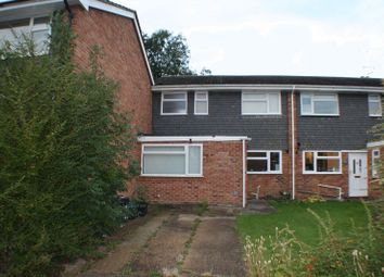 Thumbnail 1 bedroom terraced house to rent in Harefield Close, Winnersh, Wokingham