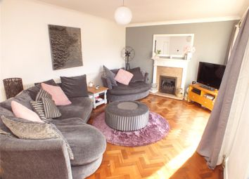 Thumbnail 3 bed detached house for sale in Dinorben Avenue, Fleet, Hampshire