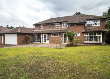 Thumbnail 6 bed detached house for sale in Richmond Hill Road, Edgbaston