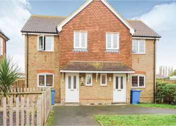 Thumbnail 3 bed semi-detached house for sale in Sanderling Way, Sittingbourne