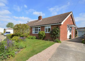 Thumbnail 2 bed semi-detached bungalow for sale in Sun Crescent, Oakley, Aylesbury