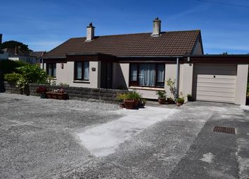 Thumbnail 3 bed detached bungalow for sale in Agar Road, Illogan Highway, Redruth