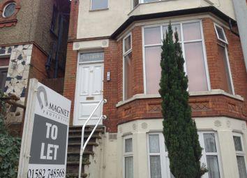 Thumbnail  Studio to rent in Ashburnham Rd, Luton