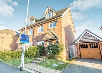 Thumbnail 4 bed semi-detached house for sale in Dorset Drive, Buckshaw Village, Chorley, Lancashire
