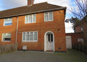 Thumbnail 3 bed property to rent in Valence Road, Leicester