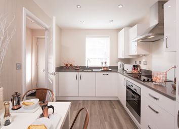 "Thumbnail 3 bed detached house for sale in ""Folkestone"" at Cables Retail Park, Steley Way, Prescot"