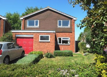 Thumbnail 4 bed detached house for sale in 10 Newton Close, Ledbury, Herefordshire