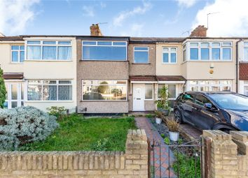 Thumbnail 3 bed terraced house for sale in Laburnum Avenue, Hornchurch