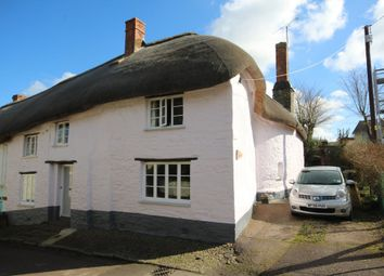 Thumbnail 4 bedroom cottage for sale in East Street, Chulmleigh