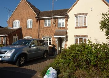 Thumbnail 2 bed terraced house for sale in Walton Close, Fordham, Ely