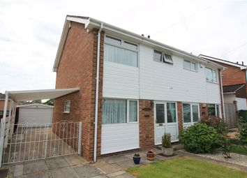 Thumbnail 2 bed semi-detached house for sale in Portishead, North Somerset