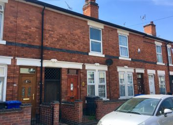 Thumbnail 3 bed terraced house for sale in Grosvenor Street, Derby, Derbyshire