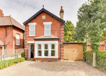 Thumbnail 4 bedroom detached house for sale in Melbourn Road, Royston