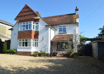 Thumbnail 4 bed detached house for sale in Ashey Road, Ryde
