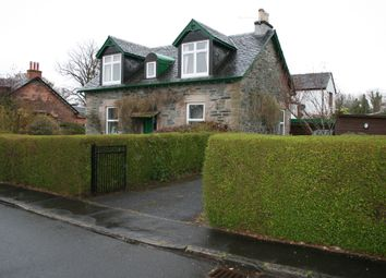 Thumbnail 2 bedroom property for sale in Hall Road, Rhu, Helensburgh