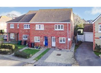 Thumbnail 2 bed end terrace house for sale in Pipers Mead, Birdham, Chichester