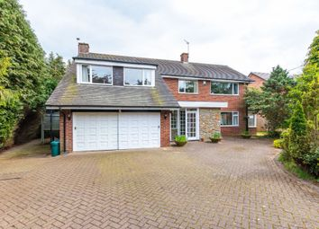 Thumbnail 5 bed detached house for sale in Rising Lane, Knowle, Solihull