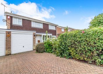 Thumbnail 3 bed detached house for sale in Marsh Crescent, High Halstow, Rochester