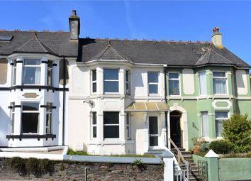 Thumbnail 3 bed terraced house for sale in Saltash Road, Callington, Cornwall