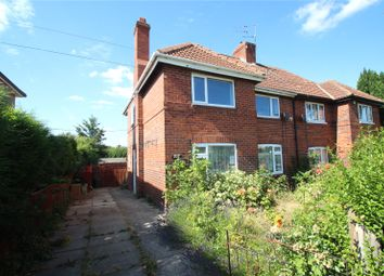 Thumbnail 3 bed semi-detached house for sale in West Street, South Kirkby, Pontefract, West Yorkshire