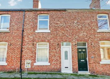 2 bed terraced house for sale in Clyde Street, Chopwell, Newcastle Upon Tyne NE17