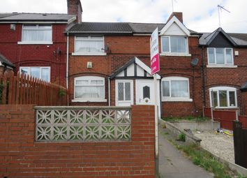 Thumbnail 2 bed end terrace house for sale in Muglet Lane, Maltby, Rotherham