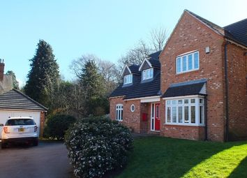 Thumbnail 4 bed detached house to rent in White Holme Drive, Pool In Wharfedale, Otley