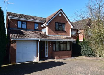 Thumbnail 4 bed detached house for sale in South Park Drive, Droitwich