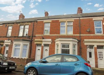 Thumbnail 2 bed flat to rent in Silverdale Terrace, Gateshead