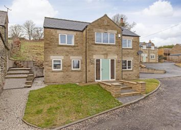 Thumbnail 4 bed detached house to rent in Haystacks, Main Road, Littlemoor, Ashover