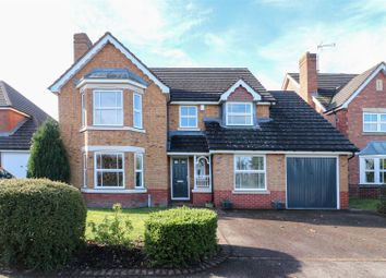 Thumbnail 4 bed detached house for sale in Casern View, Sutton Coldfield